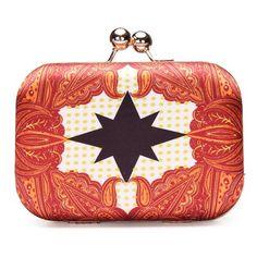 Fashion Women Retro Clutch Bag Evening Party Bag Minaudiere
