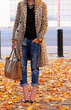 Fall Fashion Inspiration 2014 Coat is a must have! Even as a long blazer.