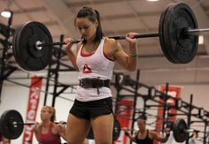 Camille LeBlanc-Bazinet | CrossFit Girl