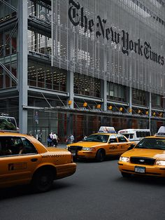 Print War Between NYT and WSJ Is Really About Digital