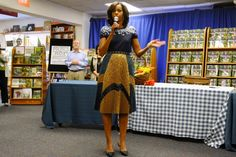 The 1st Lady Book Signing