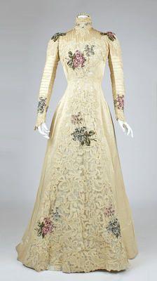Dress  ca. 1900