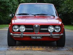 Alfa Romeo Alfetta Series One Berlina SOLD (1973)