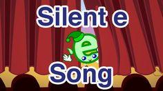 Silent e Song - Preschool Prep Company