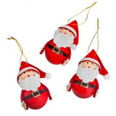 Our cute fun novelty decorations are perfect for adding a little novelty charm to your tree or Christmas rooms in your home.