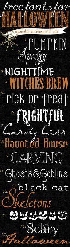 Fundgrube Ideen für Halloween ~ SASIBELLA                              …