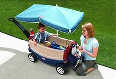 The wagon is a gear that includes built-in wheels and bench seater with the folding process. This is one kind of vehicles to roam around your baby around the street, hit the garden, park or sea beach making your baby sit on a seater bench binding with a safety belt.   Since there are several kinds of wagons that are available in the market to choose from how do you go about selecting the right one for yourkid?  Here in this guide, we will help you determine which wagon will be right for…