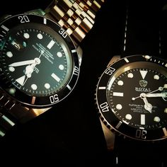 Rolex watches upgraded by Royal Custom Watches