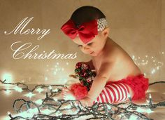 Just a mom with a camera.....and a pretty cute baby.: Christmas Photos