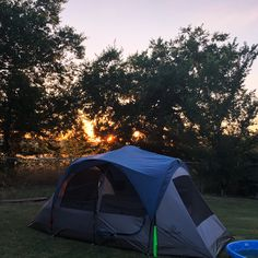 We survived backyard camping. Backyard Camping, Tent Camping, Outdoor Gear, Survival, Blog, Instagram, Outdoor Camping, Blogging