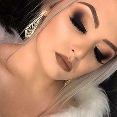 Gorgeous Makeup: Tips and Tricks With Eye Makeup and Eyeshadow – Makeup Design Ideas Neutral Makeup, Glam Makeup, Makeup Inspo, Bridal Makeup, Wedding Makeup, Makeup Inspiration, Beauty Makeup, Blonde Makeup, Makeup Ideas