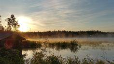 Foggy morning, Suomussalmi, Finland / Antti Mikkonen /Kesäkuvakisa 2015 yle.fi