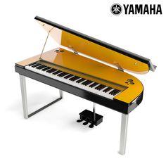 Model Of Yamaha Digital Piano Modus - Model Yamaha Piano Keyboard, Studio Desk Music, Yamaha Digital Piano, The Piano, Baby Play Areas, Baby Grand Pianos, Recorder Music, Playing Piano, Diy Desk