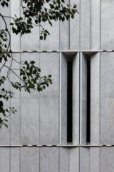 Facade / #architecture #facade #concrete #stone #building
