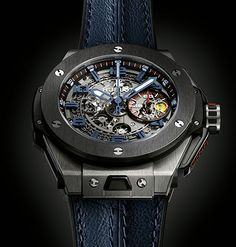 Hublot opens its 10th boutique in the USA (Houston) HUBLOT Big Bang Ferrari Texas Limited Edition (See more at:http://watchmobile7.com/articles/hublot-big-bang-ferrari-texas-limited-edition) (2/4) #watches #hublot @Hublot Watches