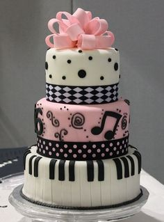 Music Note Themed Birthday Party Ideas | HotRef Party Gifts