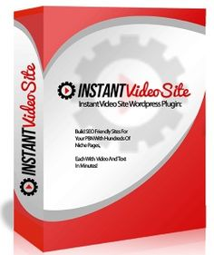 Easily create sites with hundreds of videos with text within minutes.