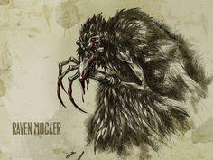 #31DaysOfMonsters DAY 11: Raven Mocker