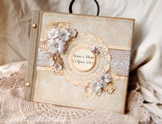 Wedding album 01 - Scrapbook.com
