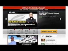 Mike Dillard and The Elevation Group - The Elevation Group and Mike Dill...