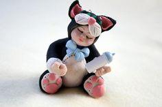 Baby Girl or Baby Boy Cake Topper Baby Gift Baby Birthday