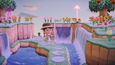 Animal Crossing Guide, Animal Crossing Villagers, Animal Crossing Qr Codes Clothes, Nintendo Switch, Ac New Leaf, Island Design, My Animal, Cute Art, Decoration