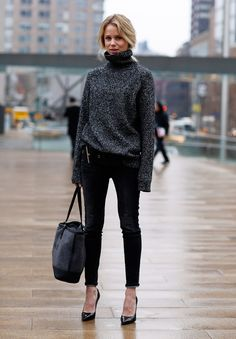 Street Style for Winter | VogueMagz : VogueMagz