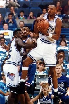 Penny Hardaway at Memphis State
