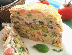 Закусочный торт из Прованса