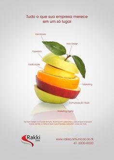 5 poster quảng cáo lấy cảm hứng từ các loại quả khiến bạn bất ngờ | quangcaovietbac.vn