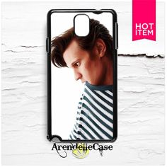 Doctor Who Matt Smith Samsung Galaxy Note 3 Case