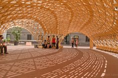 Gridshell Toledo | Flickr - Photo Sharing!