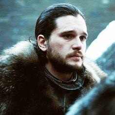 Jon Snow - Dragonstone (7.01)