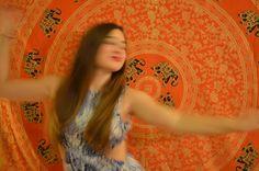 "© Katie Hankinson. ""Liz Body Love #2: Always Moving."" Feb. 7, 2015. Shot with Nikon D5100"