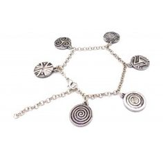 Bracelet Symboles Teen Wolf