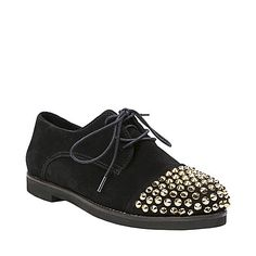 JAZZHAN BLACK GOLD women's tailored dress tailored oxford - Steve Madden---just bought these too:)