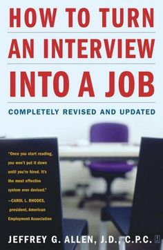 A completely revised and updated edition of the bestselling, classic how-to on mastering the art of the interview Getting and winning the interview is the key to being hired. Everything else -- resear