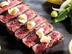 Steak de Charolais affiné 8 semaines sauce échalote-soja • Hellocoton.fr