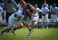 Lacrosse quote  Sports quote