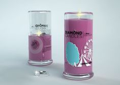 There is aring worth $10, $100, $1,000, or $5,000 in every earth friendly, all natural soy candle we make.. Must try.