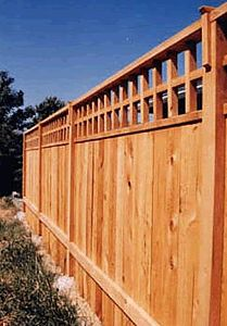 Cedar fence for back yard privacy fence will be in our yard soon Backyard Gates, Backyard Plan, Yard Privacy, Privacy Fences, Outdoor Landscaping, Outdoor Gardens, Front Yard Fence, Cedar Fence, Fence Design