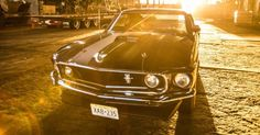 Why John Wick's '69 Mustang Is the Baddest Car in Movies Right Now - Maxim