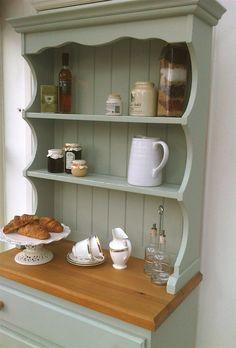 Kitchen Dresser - Moonstone Grey