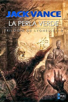 "Cover for the Spanish edition of Jack Vance´s ""Pearl."" Art by Enrique Corominas."