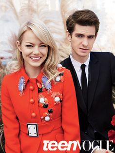 World Wide Web: Emma Stone and Andrew Garfield