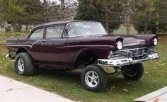 50's Ford Fairlane
