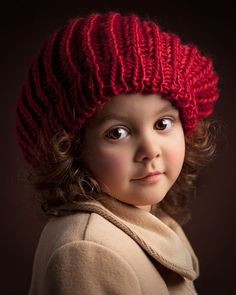 Red Beret (red,color,photo,photography,solitude,nocturnal,missing)