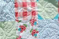 Machine Quilting for Beginners: Basic Quilt Instruction