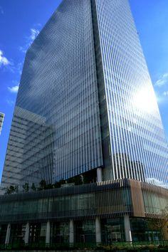 Yokohama Mitsui building (横浜三井ビルディング)