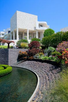Getty Museum, Los Angeles, California